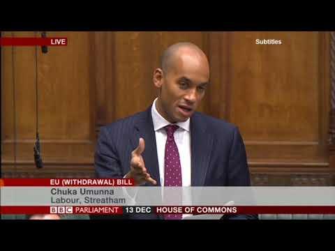 Ken Clarke full speech day 7 of the EU withdrawal bill committee stage. 13/12/2017