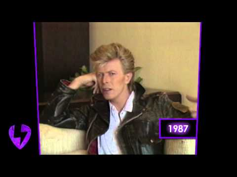 David Bowie: On Andy Warhol (Interview - 1987)