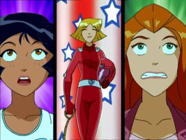Totally Spies! Seizoen 03 - Aflevering 66 - Super Agent