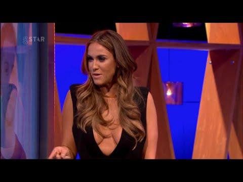 Vicki Pattinson massive cleavage plus Kelly Brook thumbnail