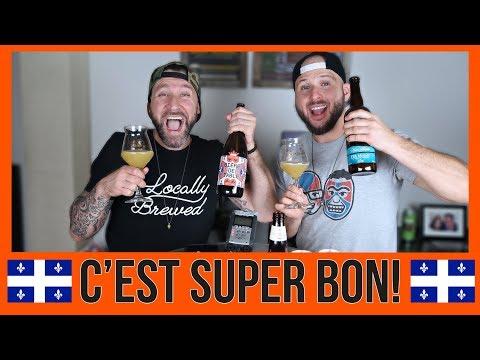 C'est Super Bon: Spotlight On Quebec | Beer & Other Shhh Podcast #78