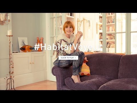 A look at family life inside Mary Portas' beautiful house - Today's Coolest Habitats