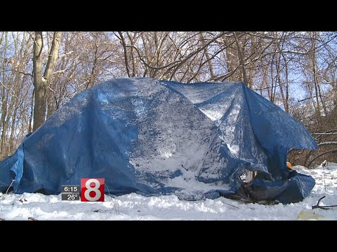 Homeless in the snow: Waterbury program provides hope to improve lives