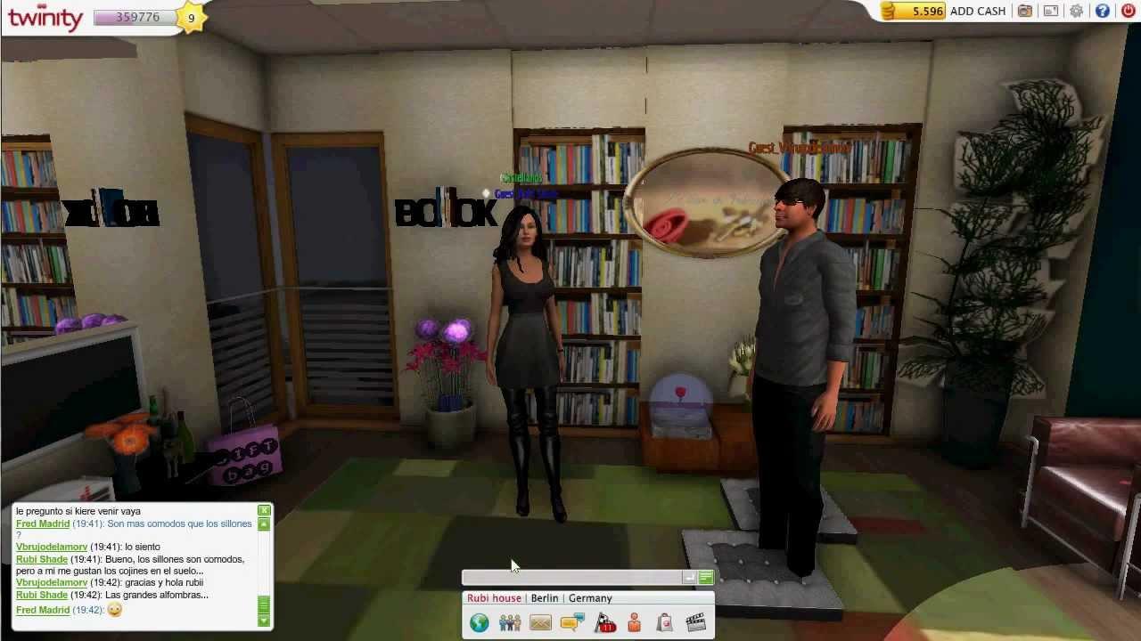 Mundos Virtuales Rubi Shade En Su Apartamento Gratuito Youtube