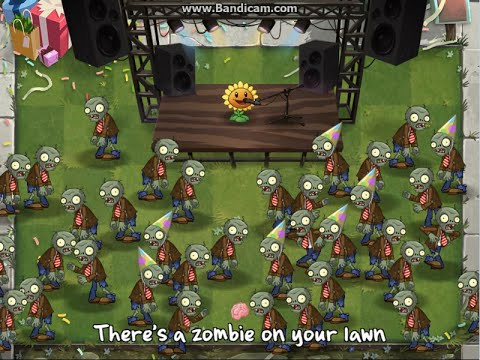 "Plants vs  Zombies 2 PAK: ""Special"" Zombies On Your Lawn Update"