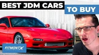 The Best JDM Cars To Buy