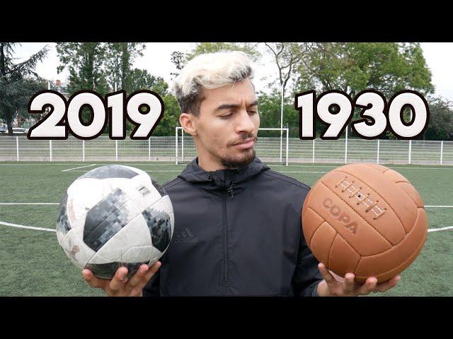 BALLON 1930 vs BALLON 2019