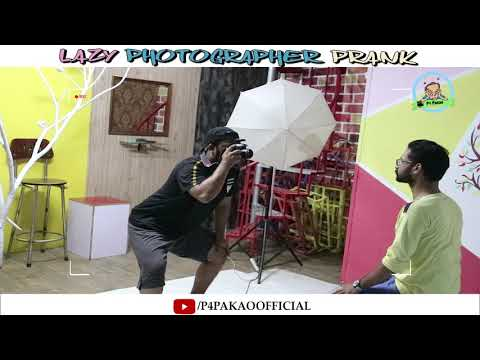 | LAZY PHOTOGRAPHER PRANK | By Nadir Ali In P4 Pakao 2019