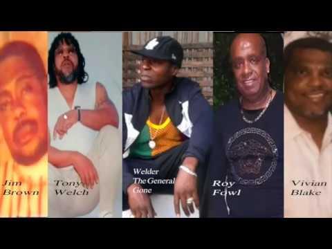 Welder - The General Gone  official Video