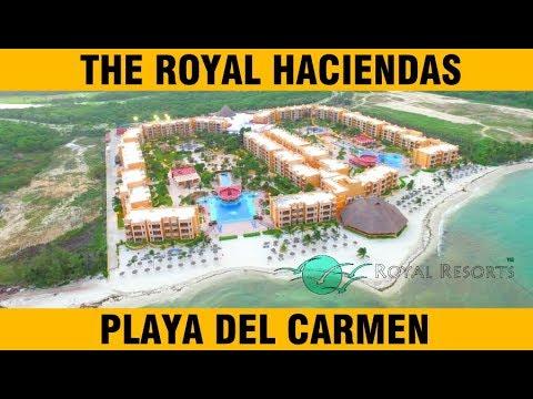 HOTEL ROYAL HACIENDAS - PLAYA DEL CARMEN - MEXICO