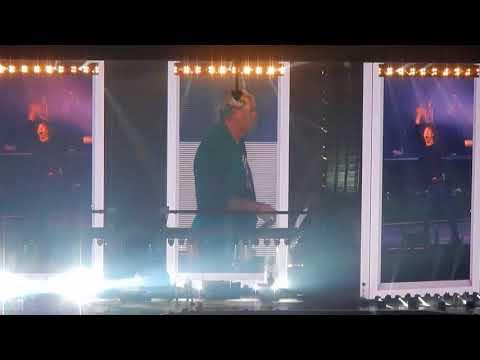 Jumping Jack Flash Rolling Stones Gelredome Arnhem 15-10-2017