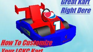 Comment personnaliser un Go Kart sur Roblox