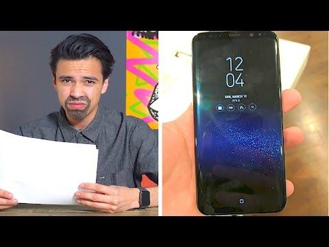Galaxy S8 SUCKS! (sponsored)