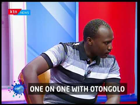 Youth cafe: One on one with Otongolo