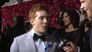 Red Carpet: Ethan Slater (2018)