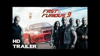 Fast & Furious 9  Official Trailer 2020