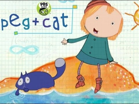 Peg + Cat s01e19 The Big Dog Problem The Three Friends Problem