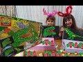 SES CREATİVE FUN MAİS KÖPÜK DİNOZOR DÜNYASI EL BECERİSİ ŞEKİLLER Eğlenceli Çocuk Videosu mp3