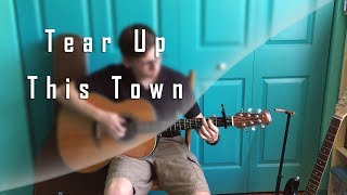 Keane - Tear Up This Town (Fingerstyle Guitar)