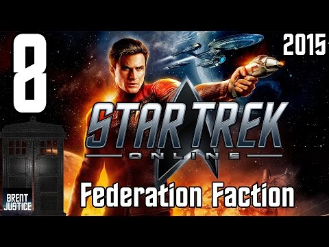Let's Play Star Trek Online (2015) Federation - 8 - Promotion to Lieutenant Commander and New Ship