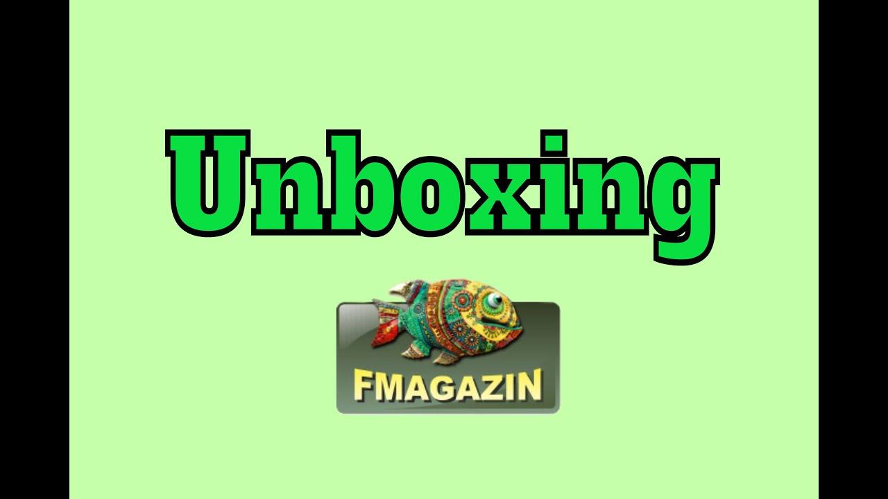 Unboxing заказа с флюорокарбоном, подлеском и приманками из магазина Fmagazin