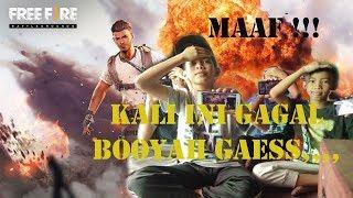 GAGAL BOOYAH GAESSS (Mabar FreeFire Bonet)