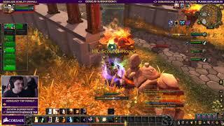 KRAINA BADLANS - World of Warcraft / 30.07.2018 (#1)