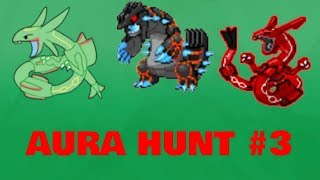 AURA HUNT EPISODE #3 RAYQUAZA, GROUDON (PROJECT POKEMON ROBLOX) RAYQUAZA AND GROUDON GIVEAWAY