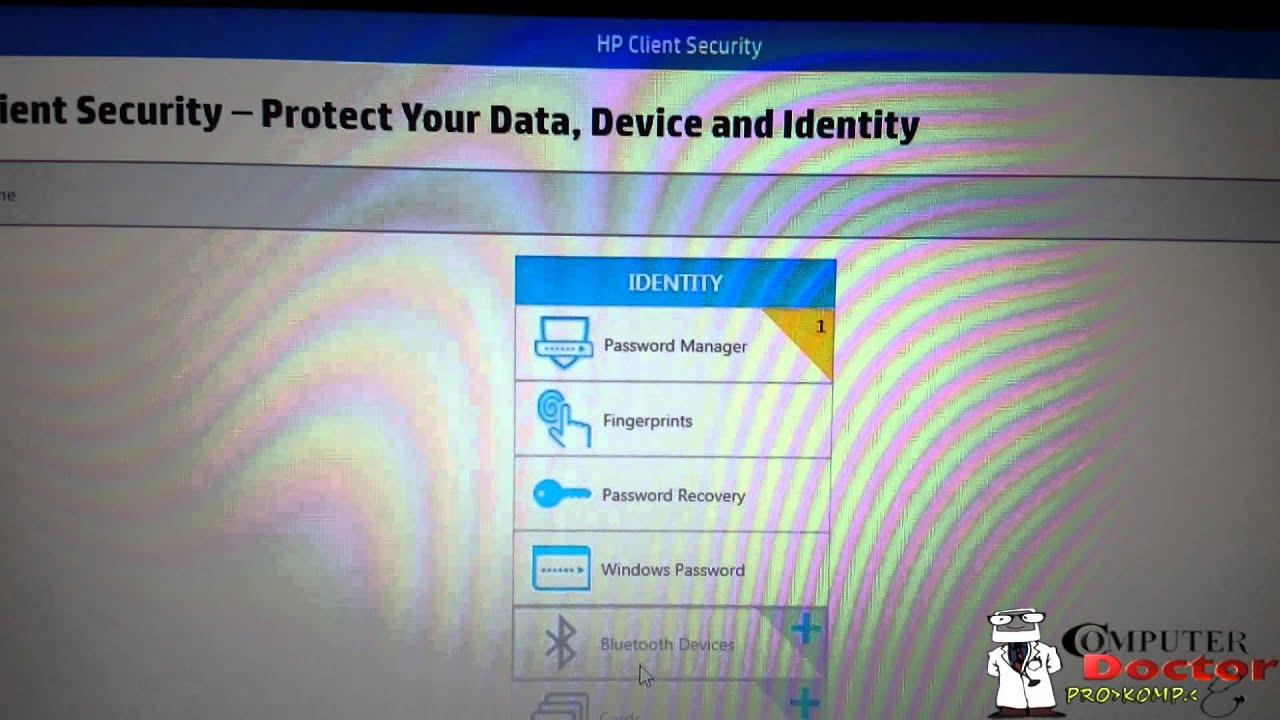HP Fingerprint Reader Windows 10 [ProBook 430 G2]