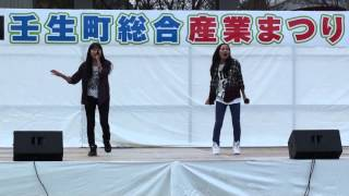 2013年11月2日(土) 第31回壬生町総合産業まつり 特設ステージにて出演...