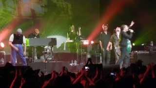BOSSE - Frankfurt Oder - Sporthalle Hamburg - 21.12.2013