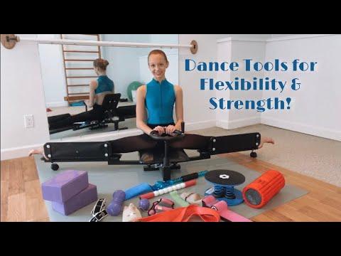 Dance Tools for Flexibility & Strength || Sienna Morris
