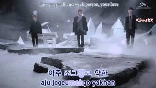 EXO [Korean Ver.] - Miracles In December (12월의 기적) [Karaoke Subs + Instrumental + Eng]