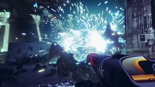 DESTINY 2 GAMEPLAY (Homecoming First Mission)