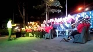 December 30, 2016 Primero Uno Band Maragondon Cavite. Christmas Rec...
