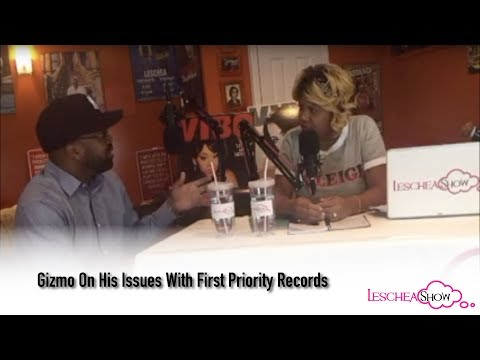 Gizmo On His Issues With First Priority Records