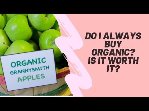 Organic Produce: Is It Worth It? Why I Still Eat Non-Organic Too...