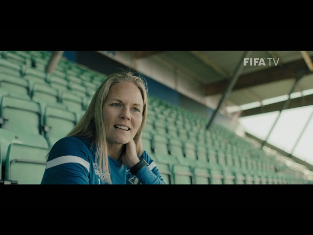 The #FIFAWWC Effect | Norway | A letter to my role model
