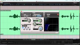 iZotope RX: Post Production Suite Explored - 7. Dialog Leveler  DePlosive