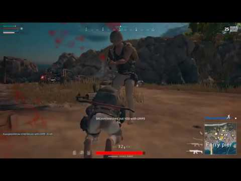 PUBG with Kenneth