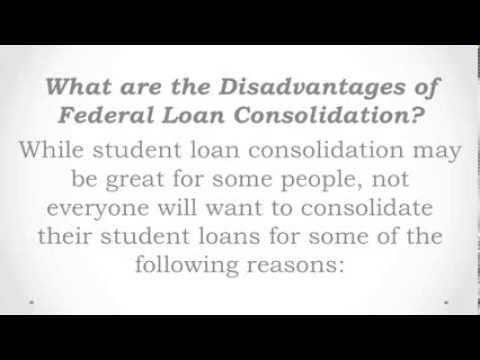 When Should You Consolidate Your Student Loans?