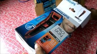 Philips Beard Trimmer Cordless for Men QT4006/15 unboxing (Best trimmer under 1500) Philips trimmer