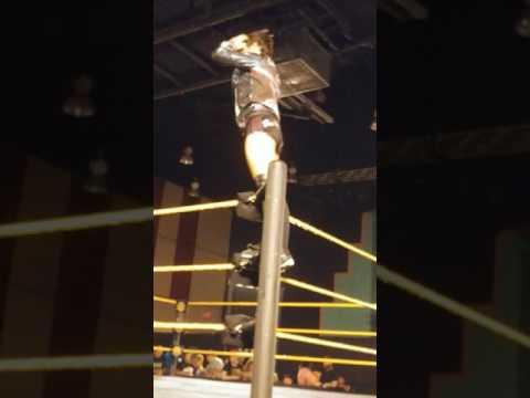 NXT Live !!! Tampa Fla. 4-20-17