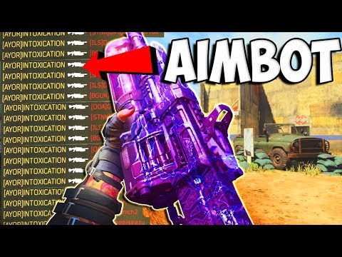 HOW TO AIMBOT IN BLACK OPS 4