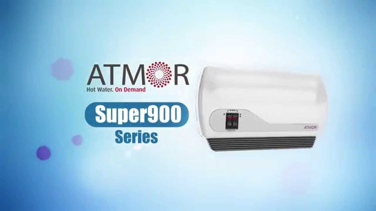 Atmor Super 900 Series Tankless Electric Water Heaters Youtube Wiring Diagram For Heater