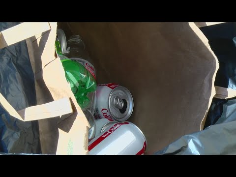 Father Marquette Catholic Academy holds can drive