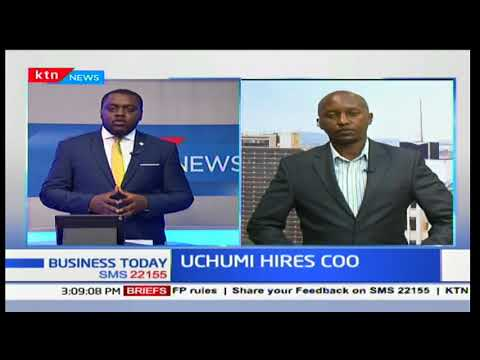 UCHUMI HIRES COO: Dixon named as Chief Operating Officer