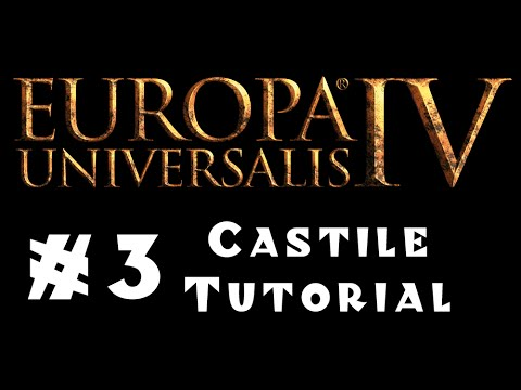 Europa Universalis 4 - Castile - Tutorial for Beginners! #3 - Trade Explained!