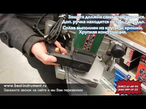 Сравнение Пила дисковая Калибр | ЭЛЕКТРОИНСТРУМЕНТ