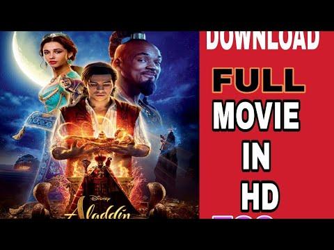 #allinonetechs #aladdin How To Download Aladdin Full Movie In Hindi 2019 in  720p hd
